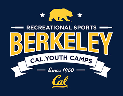 UC Berkeley – Cal Youth Camps T-Shirts 2014
