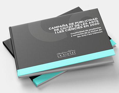 CAMPAÑA DE PUBLICIDAD CIUTAT DE LES ARTS I LES CIÈNCIES