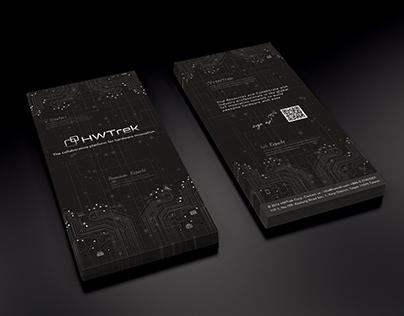HWTrek Booklet Design