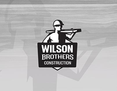 Wilson Brothers Construction - Branding