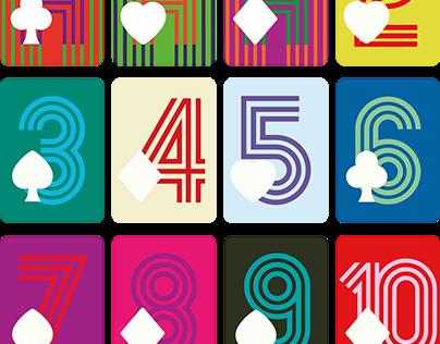 Diseño de cartas inglesas, basado en el Diseñador Lance