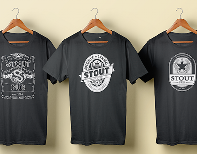 Stout Shirt Design