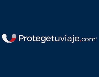 Protegetuviaje.com / Refinamiento de logotipo