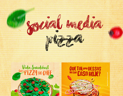 Social Media para Pizzaria