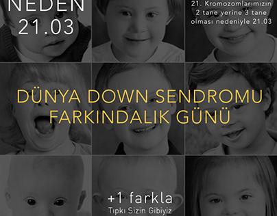 Dünya Down Sendromu Farkındalık Günü