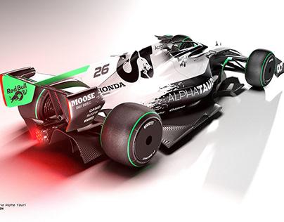 2021 Scuderia Alpha Tauri F1