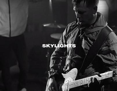 Skylights Band Visual Identity