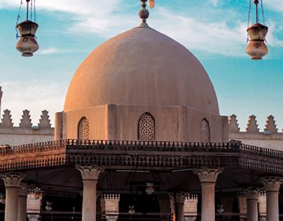 Ibn Qalawun Mosque