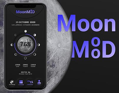 MoonMood - Moon Calendar and Horoscope App