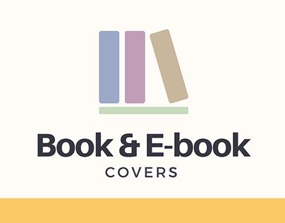 Book & E-book Covers