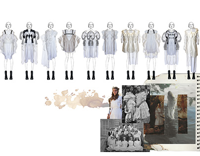 """Graduate collection """"The Missing Girls"""" (IFM Paris)"""