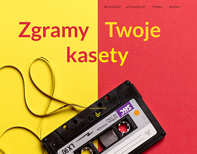 zgrywaniekaset.pl – website