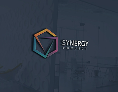Synergy Project - Logo Design