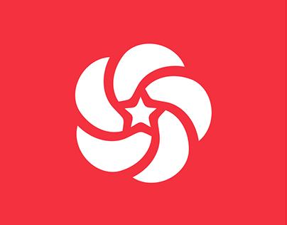 Star Swirl Icon, 2020
