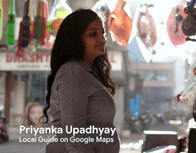 Google film : International Women's day