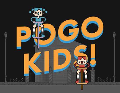 Pogo Kids!   Game
