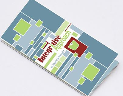 Weight Management Informative Trifold Brochure