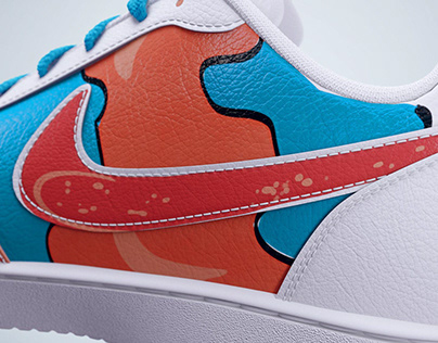 Nike - Custom Ebernon