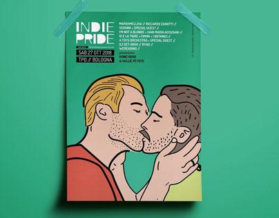 IndiePride 2018 //