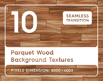 10 Parquet Wood Background Textures