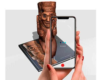 MIRA Augmented Reality App