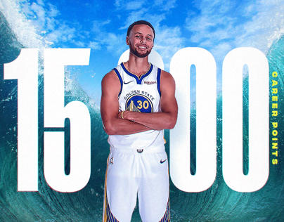 Steph Curry | 15 000 career points | NBA