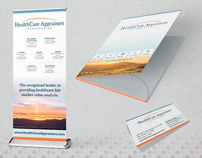 Brand Redesign: banner, presentation, sale sheet, cards