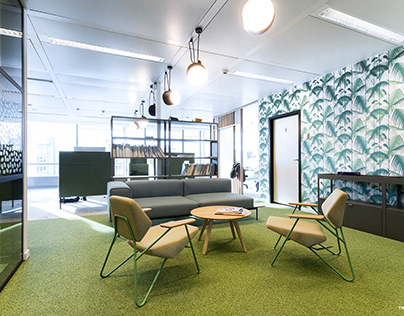 Cefora / Cevora - Interior office design