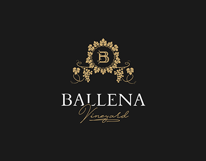 Ballena Vineyard Logo