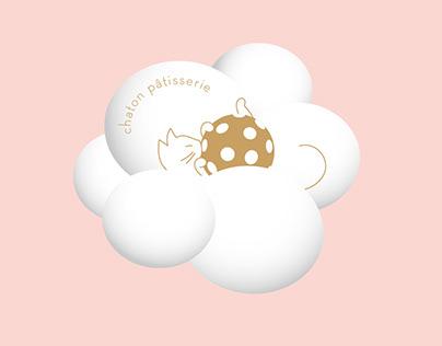 貓居法式甜點彌月禮盒