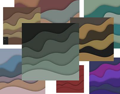 Renk paletleri - color palette
