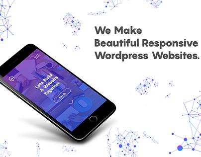 Interwebing Landing Page