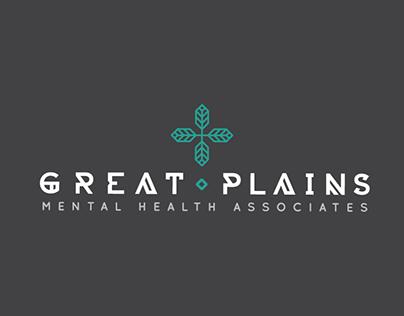 Great Plains Mental Health Branding