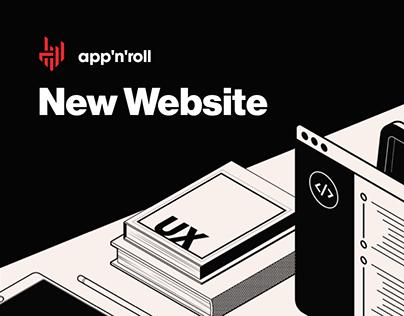 App'n'roll — New Website