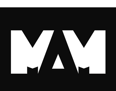 Projeto de Identidade Visual - MAM