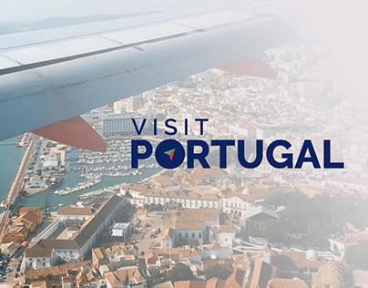 Visit Portugal - (Re) Branding