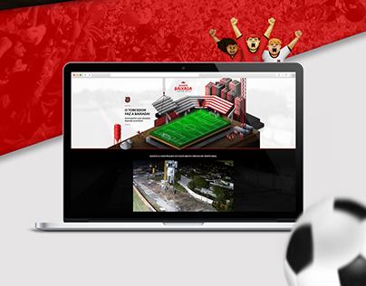 Novo Estádio Bento Freitas - Website