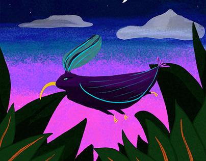 Night Bird #1