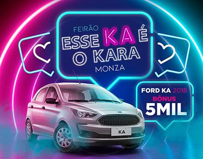 Feirão Ford Ka