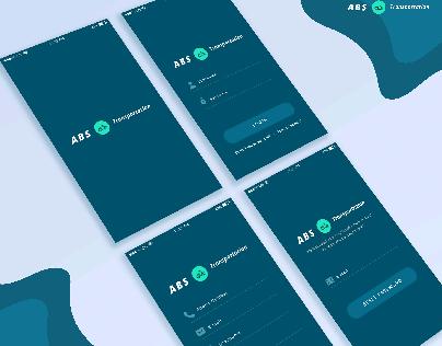 ABS Transportation apps