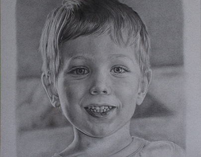 "Portret, 'My son'/Портет ""Сынуля"""