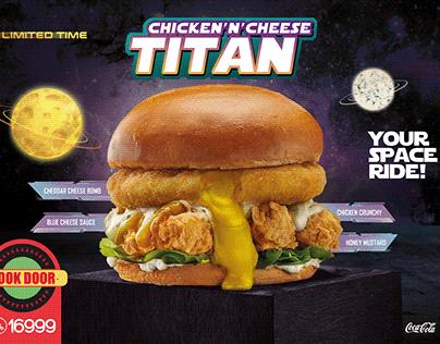 Cook Door's Titan