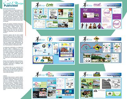 Experiencia C and E design Clientes empresariales