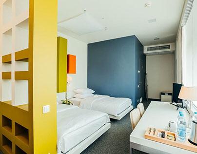 """Hotel """"Pamir"""" in Moscow school of Management """"Skolkovo"""""""