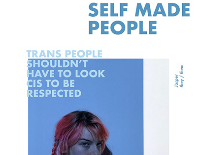 Self Made People | Editorial