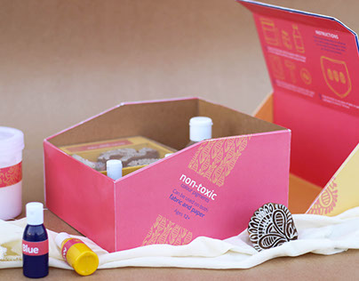 Block Shauk   packaging design