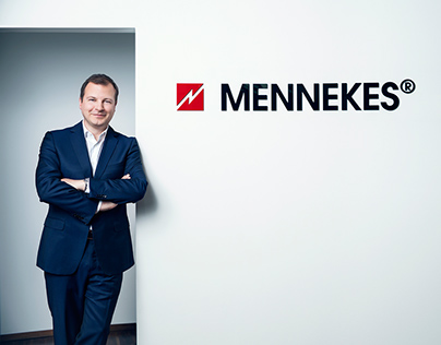 Christopher Mennekes, CEO MENNEKES