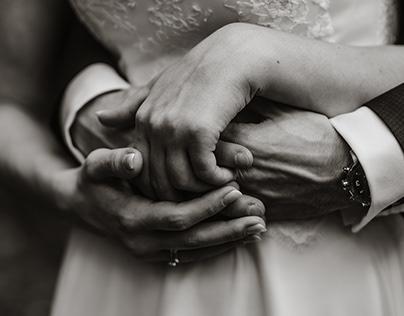 weddings + love stories