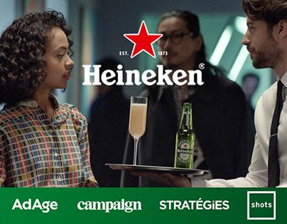 Heineken - Cheers to all