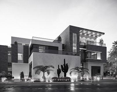 Duplex villa - A